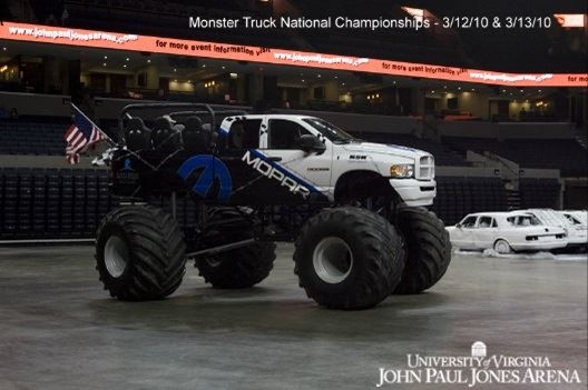Monster Truck National Championships