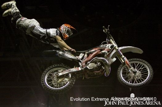 Evolution Extreme Action Sports
