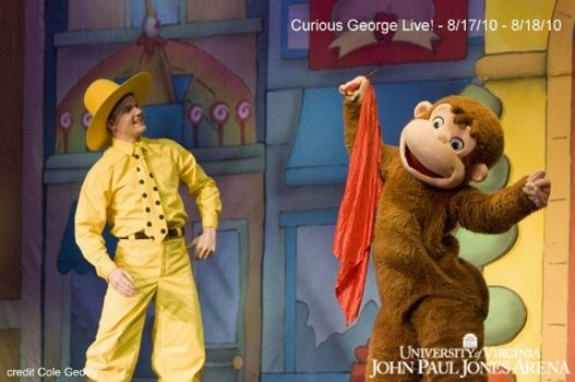 Curious George Live