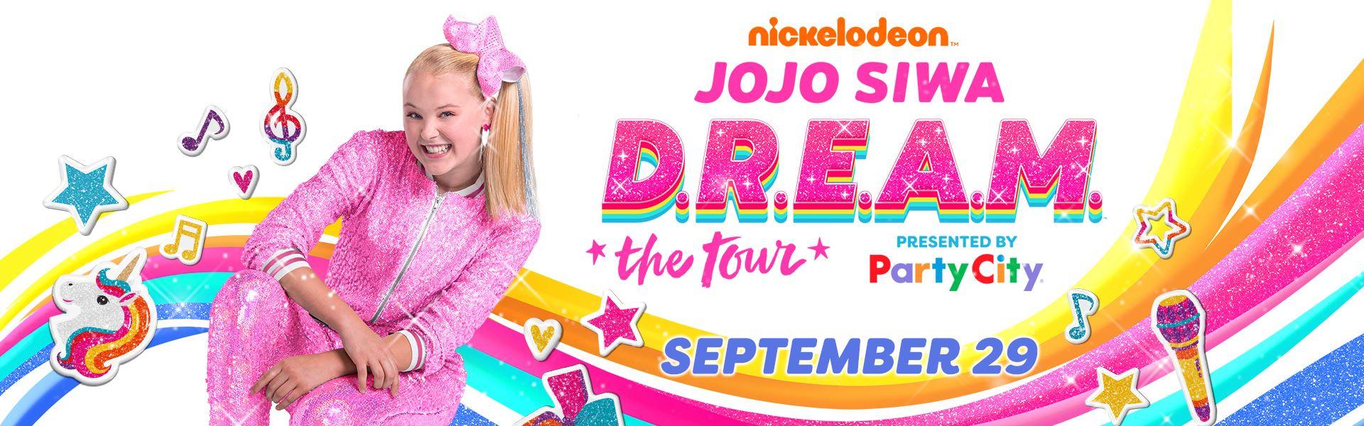 JoJo Siwa D.R.E.A.M the Tour