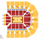 UVA Basketball Seating Map