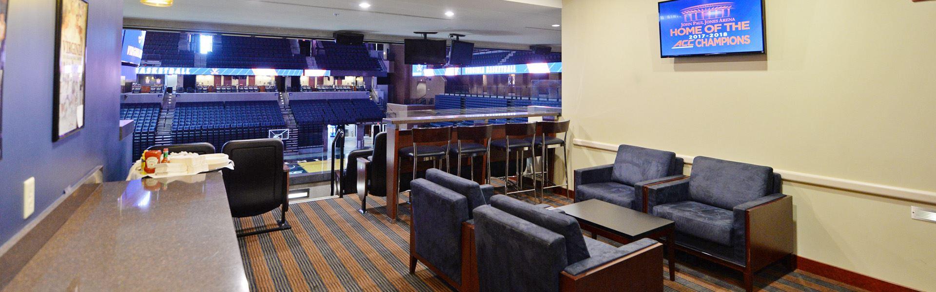 Interior of JPJ Suite