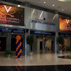 Sandridge Hall decorations in JPJ Arena
