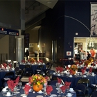 Banquet setup in Sandridge Hall in JPJ Arena