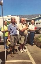 Mark O'Dell, Fairgrounds Maintenance