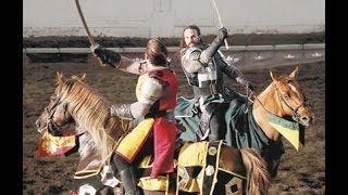 Knights invade JoCo Fair