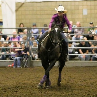 Cowgirl Tuff Barrel Bash