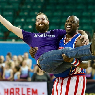 Harlem Globetrotters February 2019