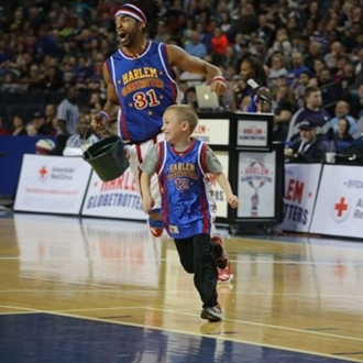 Harlem Globetrotters Jan 27, 2017