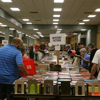 SNCO Public Library Book Sale