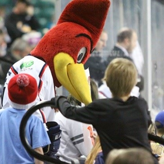 Topeka Roadrunners Hockey 1/28/17
