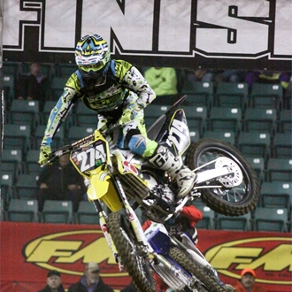 Nitro Arenacross Dec 2017