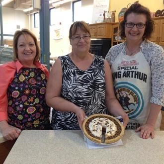 Kansas State Fair Pie Contest winner