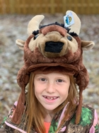Youth Bison Hat