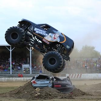 Monster truck, motocross action to invade 2020 Kansas State Fair