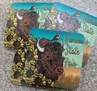 Kansas State Fair Coasters