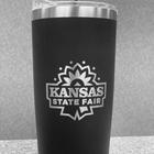 Kansas State Fair Tumbler
