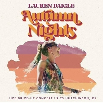 Grammy Award-winning artist Lauren Daigle to perform in drive-up concert at Kansas State Fairgrounds