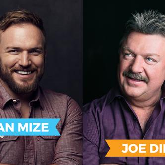 Country legend Joe Diffie and Kansas native Logan Mize team up for 2020 Kansas State Fair