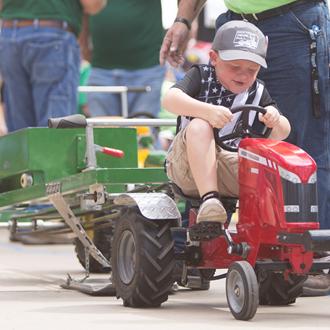 Kansas Pedal Pull Championships