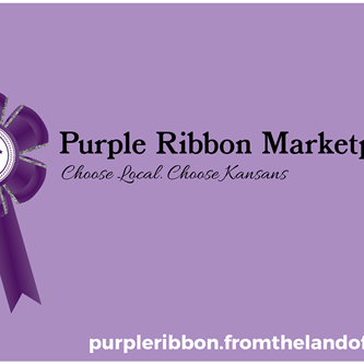 Welcome to the Purple Ribbon Marketplace
