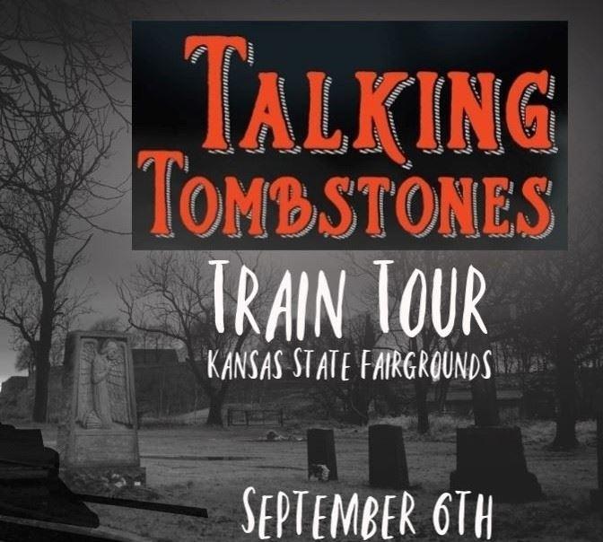 Talking Tombstone Train Tour