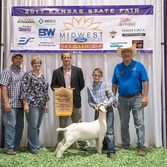 Grand Drive Livestock Show