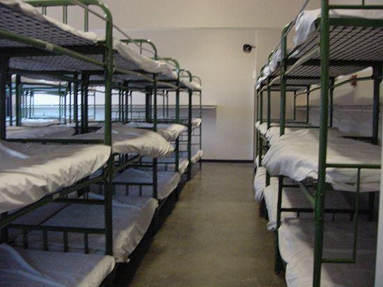 4H/FFA Dormitory