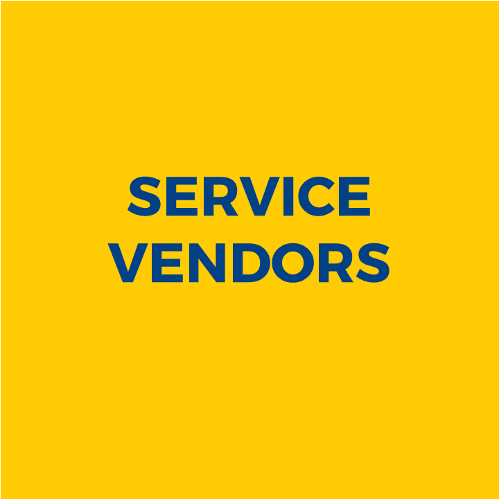SERVICE VENDORS
