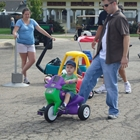 Toddler Games Driving School and Art Fair