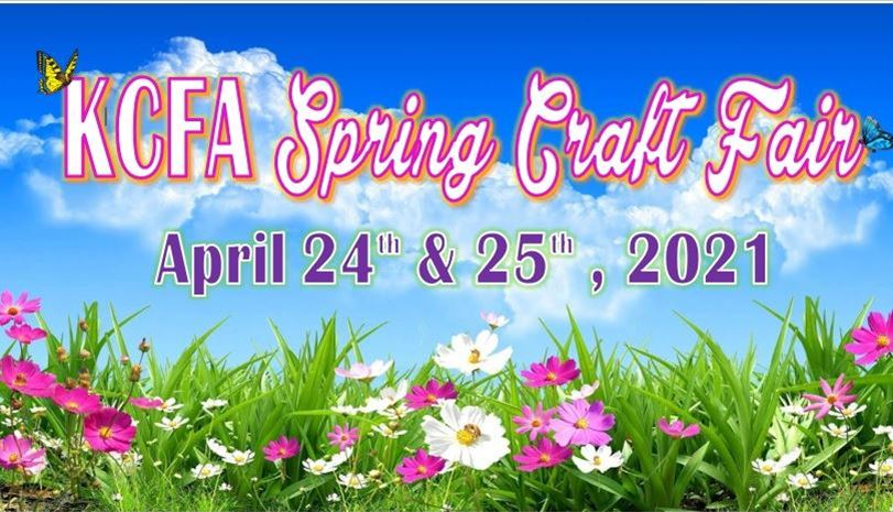 2021 Boerne Spring Craft Fair