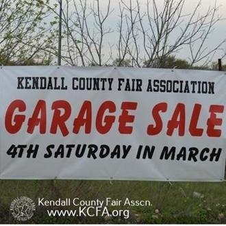 7th Annual Community Garage Sale