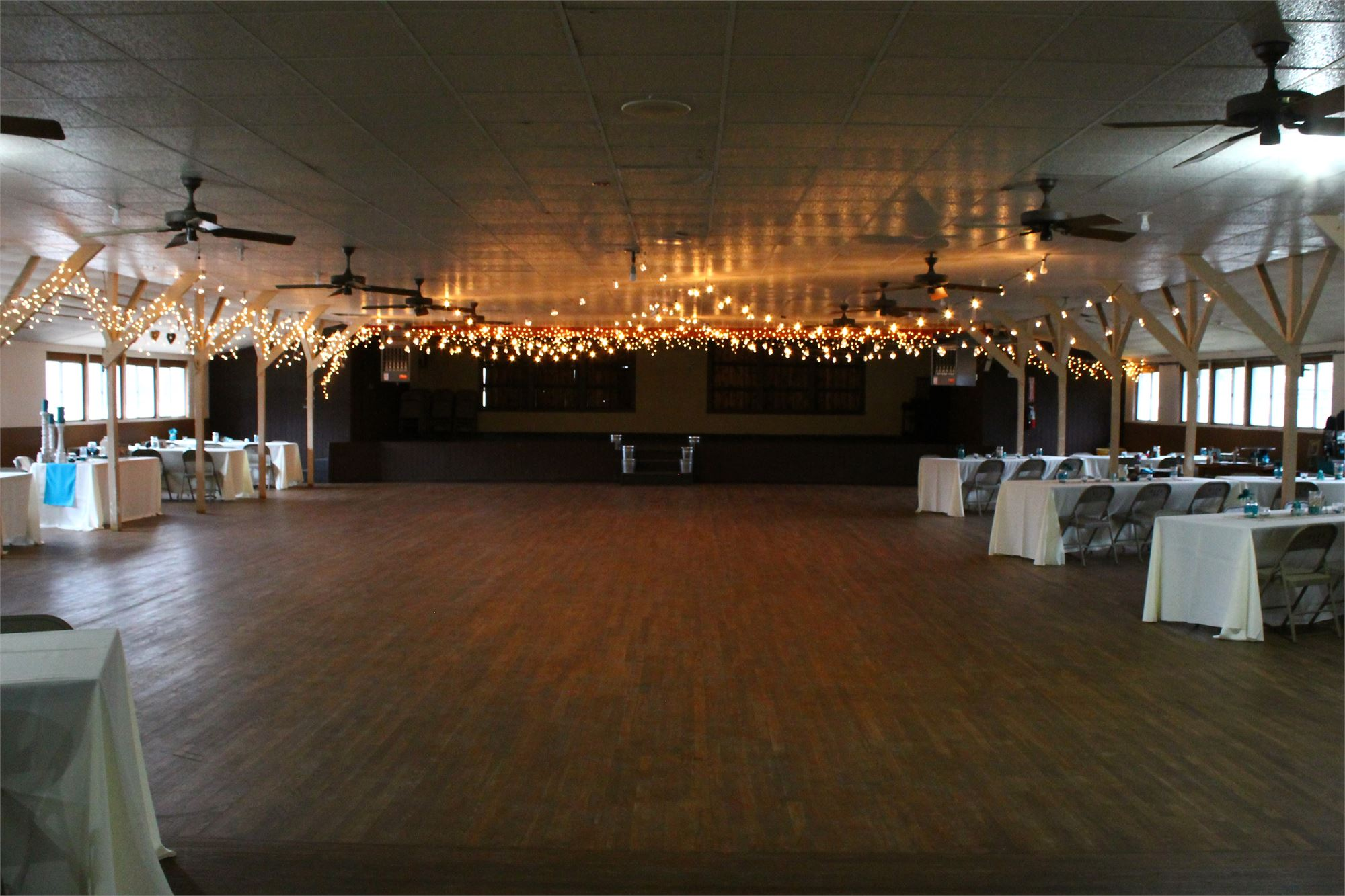 Old Dance Hall