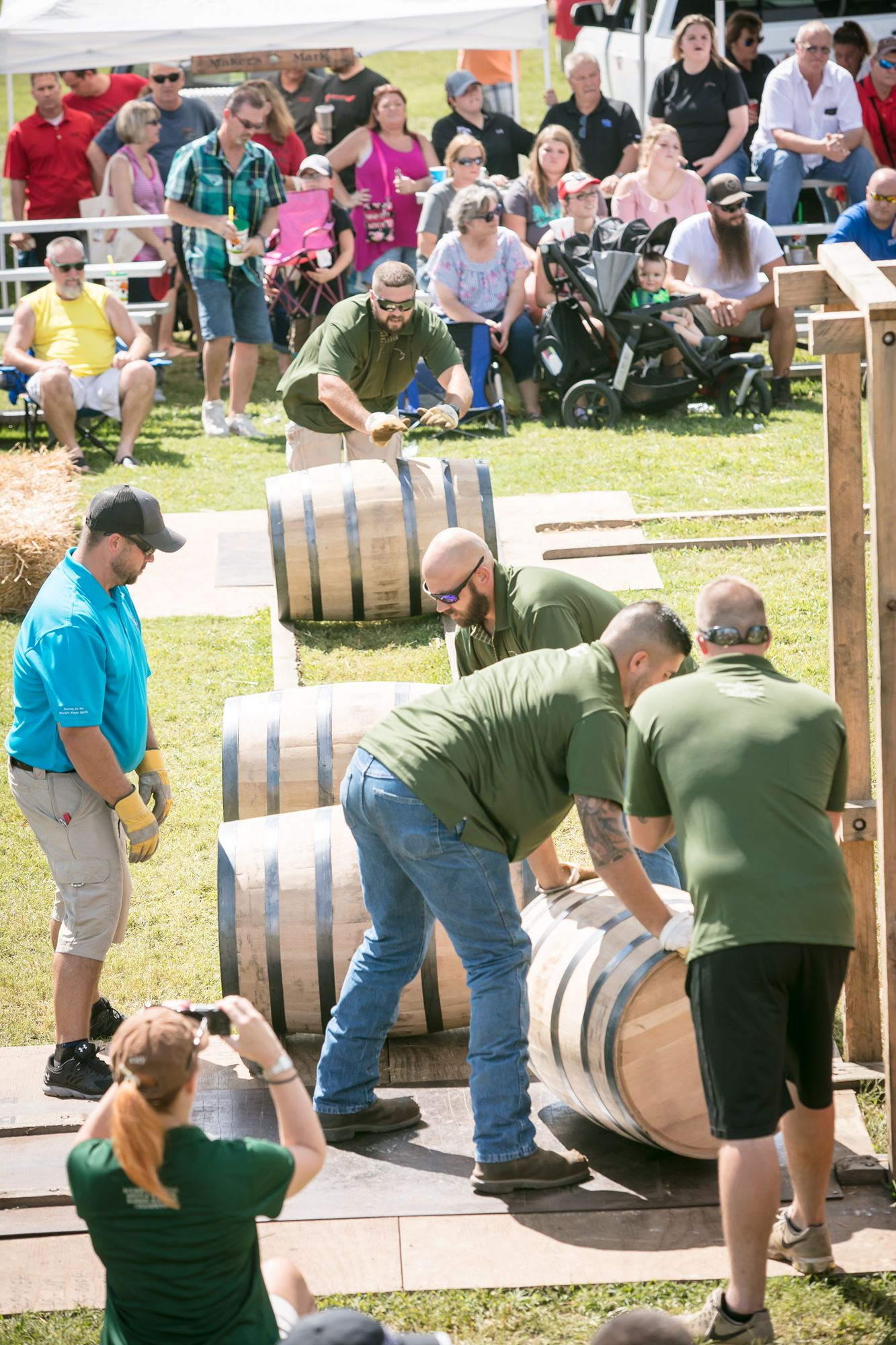 World Championship Bourbon Barrel Relay™