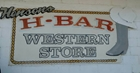 Henson's H-Bar Western Store
