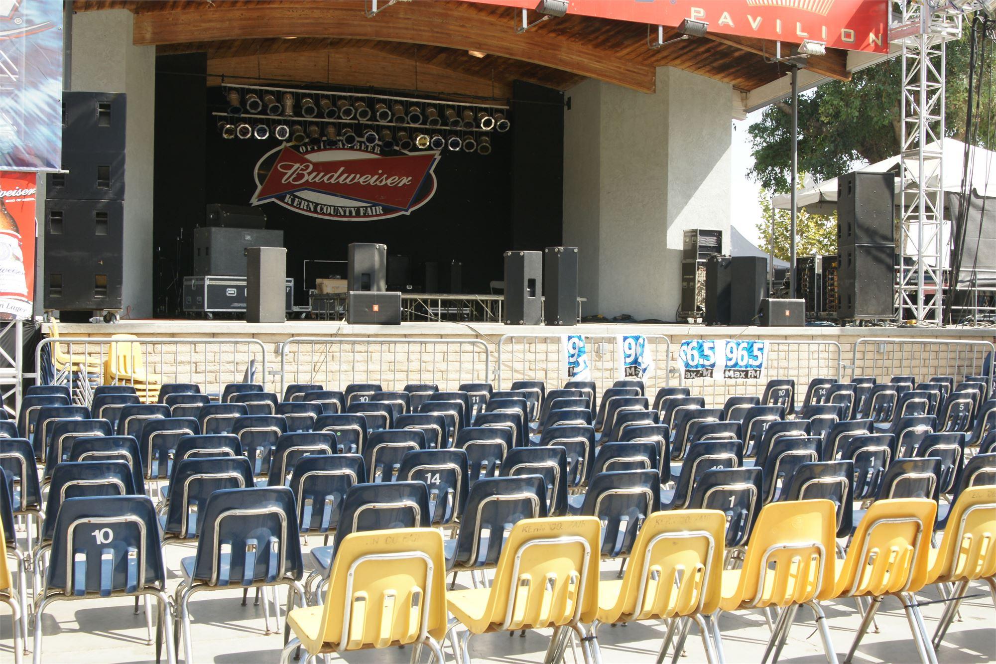 Budweiser Pavilion