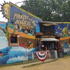 *NEW* Pirates of the Midway Funhouse