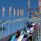 State Fair Fun Slide