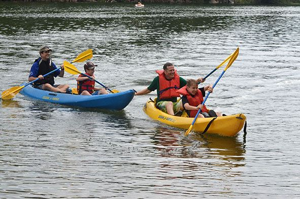 Kerrville Kayak & Canoe Rentals