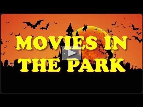 Movies in the Park - Halloween Movie Month