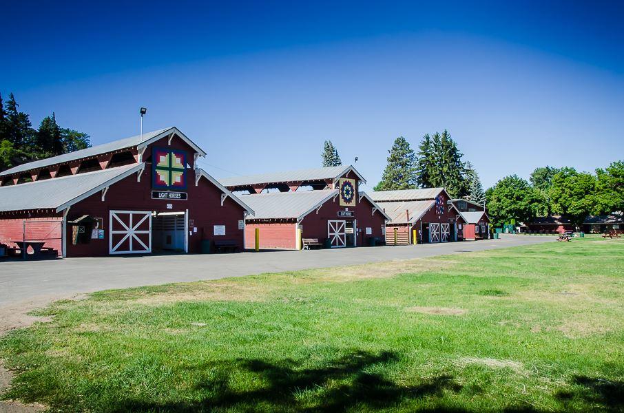 Barns and Stalls