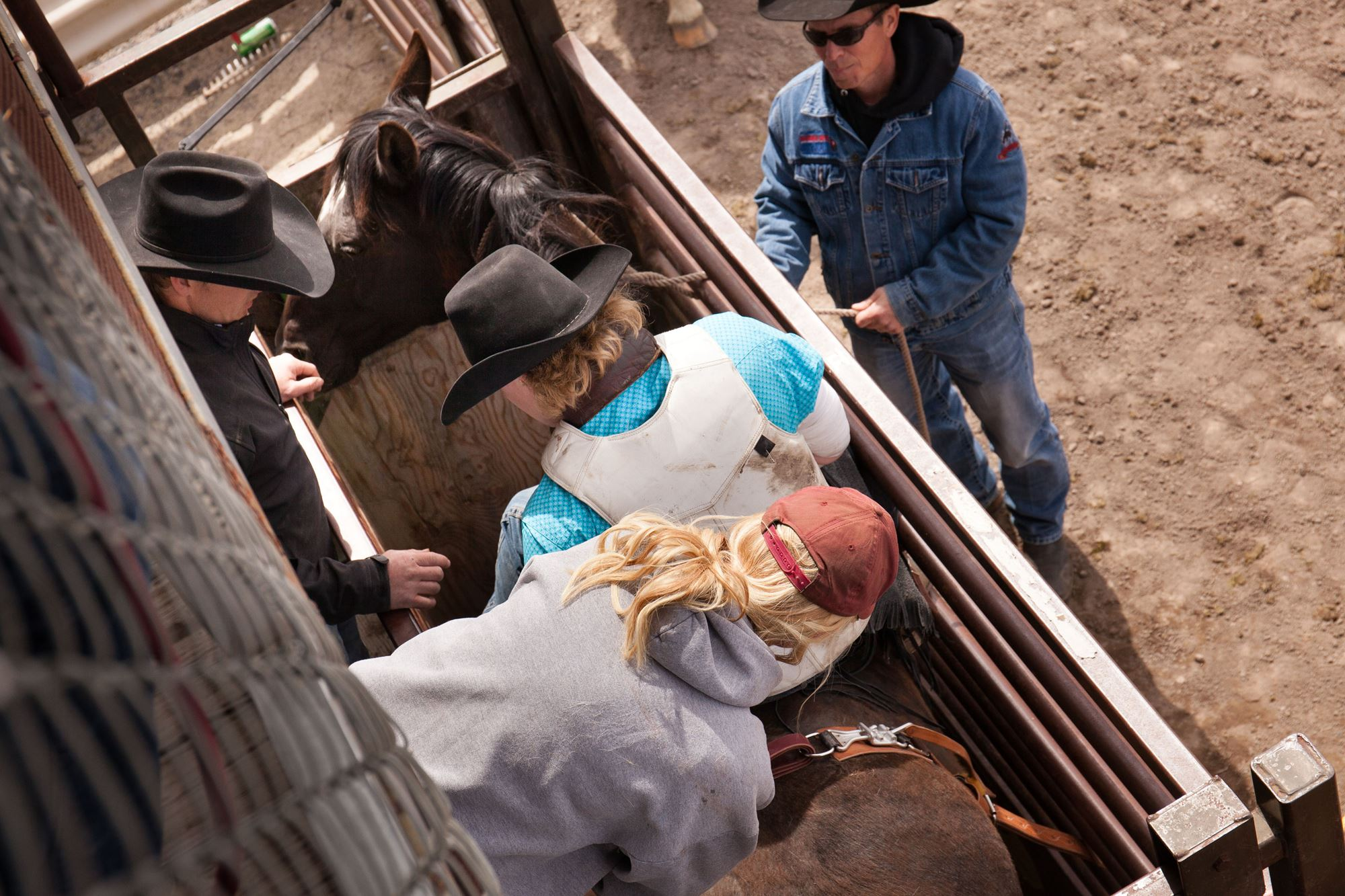 Growing the Sport of Rodeo