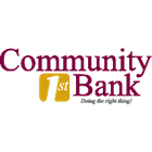 Community 1st Bank