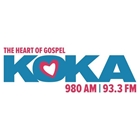 KOKA 980 AM / 93.3 FM