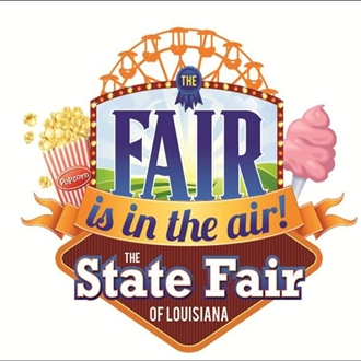 Logos of the 2013 State Fair of LA