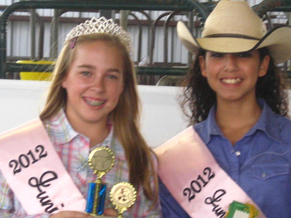 2012 CCFLS Cowgirl Queens