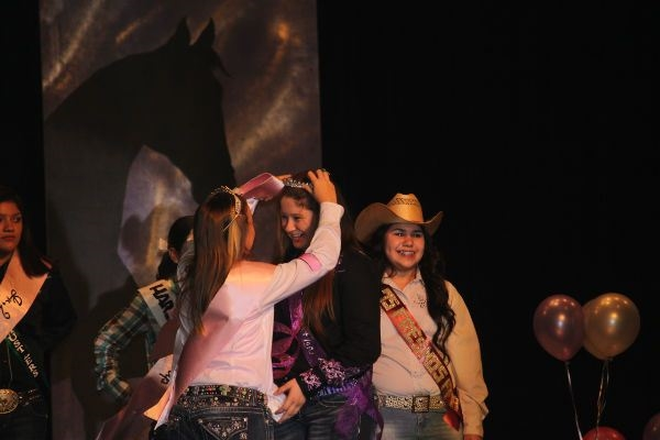 2013 Junior Cowgirl - Morgan