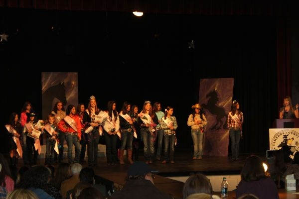 cowgirl contest