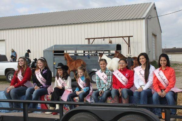 2013 CCFLS cowgirl winners