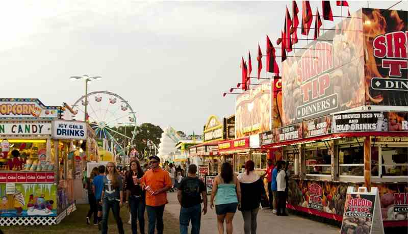 Lake County Florida Special Events Calendar February 2019 Lake County Fair   Eustis, FL